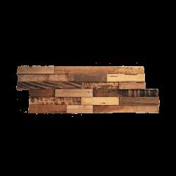 Parement mural en bois de...