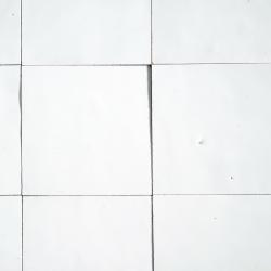 carrelage zellige blanc