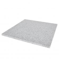 carrelage terrazzo 60x60 blanc